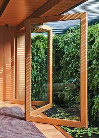 modelos de porta de madeira