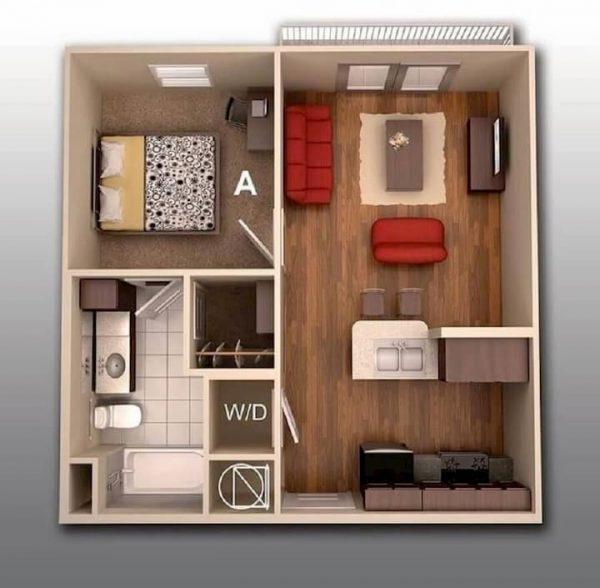planta de casa funcional 1