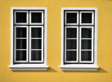 janela com insufilme